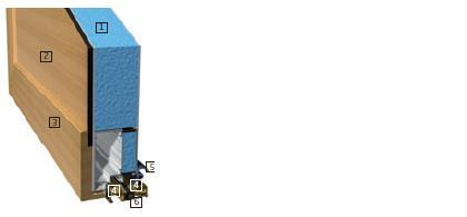 Images correspondant porte mixte bois aluminum